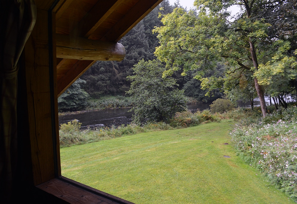 River View from The Lodge Canopy & Stars