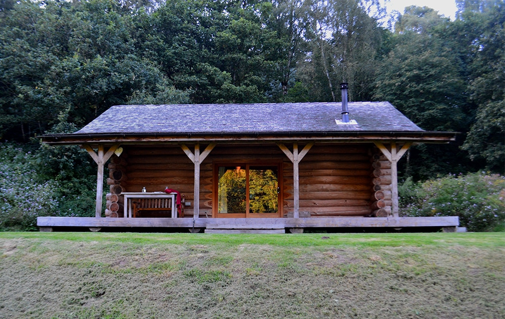The Lodge Cumbria Canopy and Stars