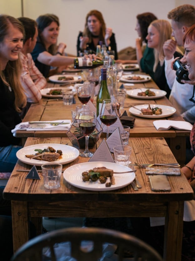 Yonder Collective Dinning Tablle