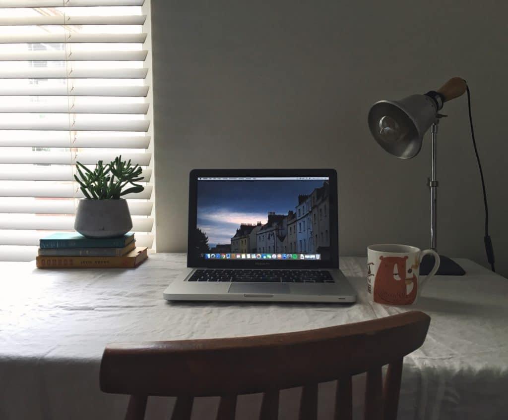 Once, A Glimpse blog, On Blogging