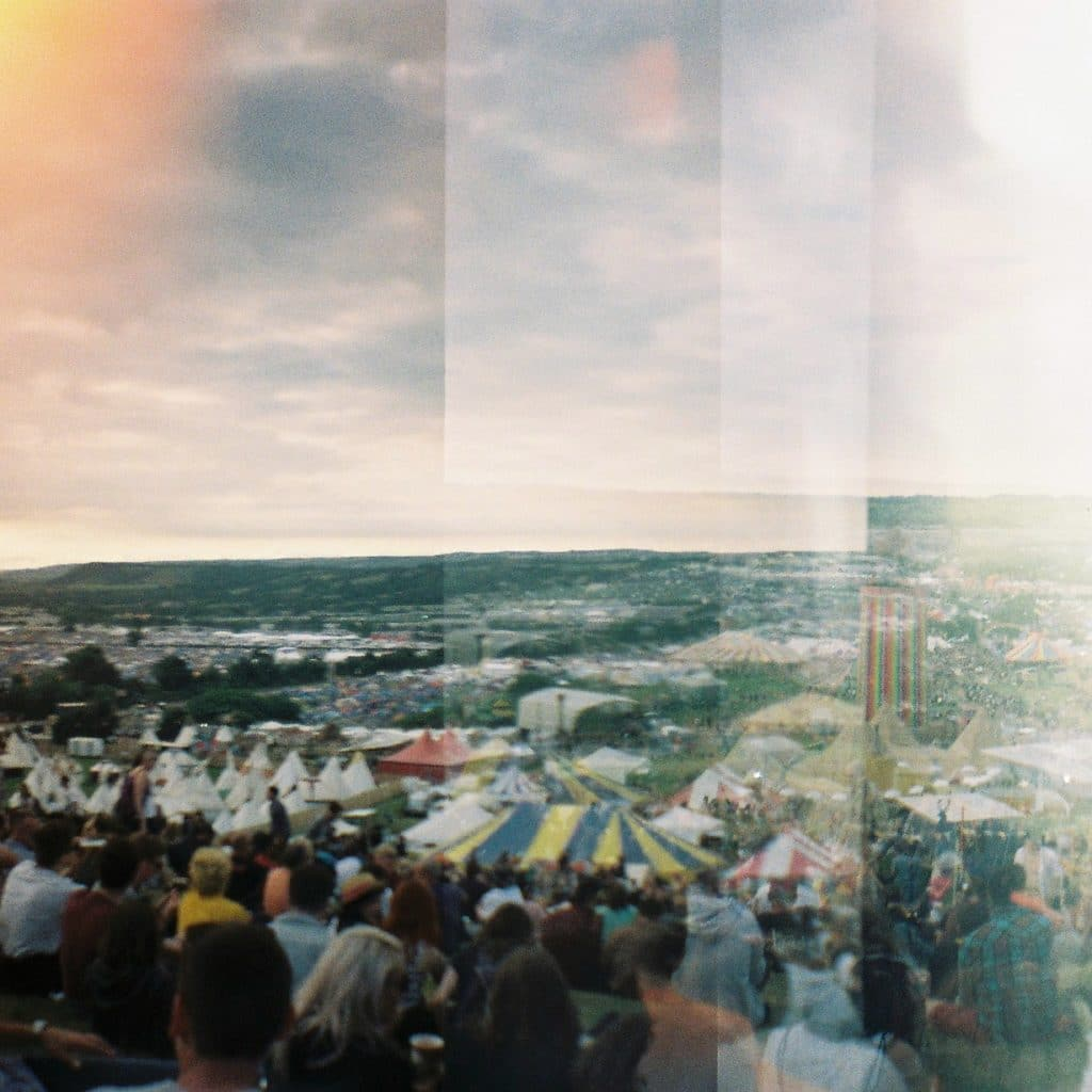 Diana Mini Photography Glastonbury Festival