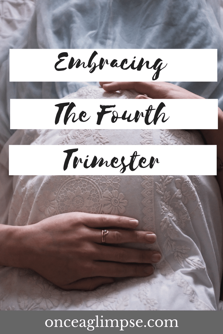 The Fourth Trimester title