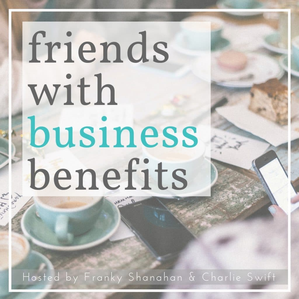 Friends With Business Benefits Logo
